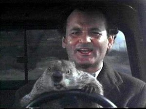 The movie Groundhog Day further secularized this special day.